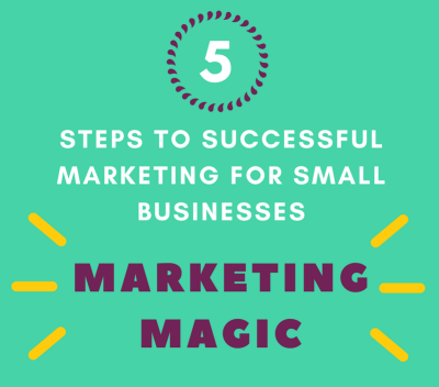 5 steps to successful marketing for small businesses